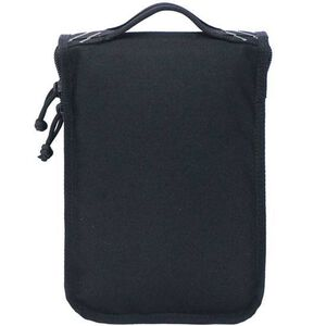 G Outdoors G.P.S. Tactical Pistol Case for Tactical Backpack Nylon Black GPS-T1175PCB