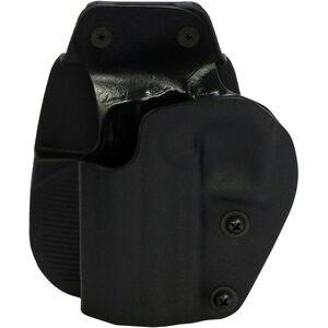 Front Line K40 H&K P30 Kydex Paddle Holster Left Hand Black