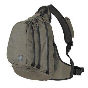 "Voodoo Tactical Discreet Sling Bag 19""x13""Wx8"" Bronze with Black Accents"