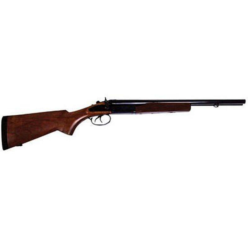 "Century Arms JW-2000 Coach 12-Gauge Side-By-Side Shotgun, 20"" Barrel, 2 Rounds, Blued/Walnut"