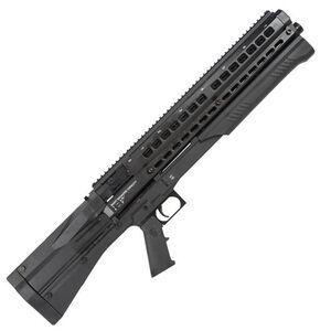 "UTAS UTS-9 Pump Action Shotgun 12 Gauge 18.5"" Barrel 3"" Chamber 9 Rounds Synthetic Stock Black PS1CM2"
