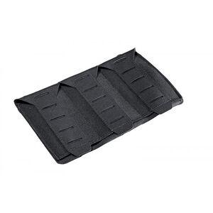 Blueforce Gear Stackable Ten-Speed Double M4 Mag Pouch Black HW-TSP-M4-3-SB-BK