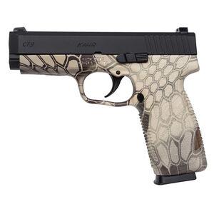 "Kahr Arms CT9 Semi Auto Pistol 9mm Luger 4"" Barrel 8 Rounds Stainless Slide Polymer Frame Kryptek Finish"