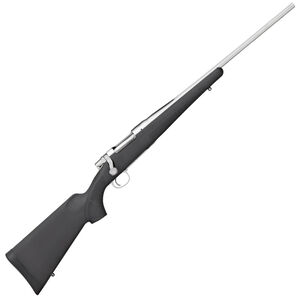 "Remington Model Seven Synthetic Bolt Action Rifle .223 Remington 20"" Stainless Steel Barrel 4 Rounds Synthetic Stock Matte Black Finish 85904"