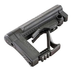 Luth-AR AR-15 MBA-5 Buttstock For Mil-Spec or Commercial Buffer Tubes Black