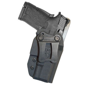 Comp-Tac Infidel Max Kydex IWB Holster for S&W M&P 9EZ Right Hand Black