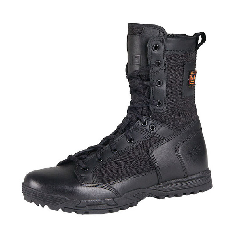5.11 Tactical Skyweight Sidezip Boot Size 9R Black