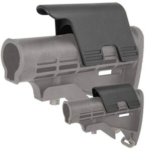 Command Arms Accessories AR-15 Set of 2 Cheek Pieces Polymer Black CP
