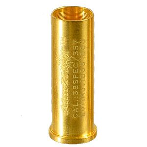 AimSHOT .38 Special/.357 Magnum Arbor for AimSHOT .30 Carbine AimSHOT Laser Bore Sight Device Brass