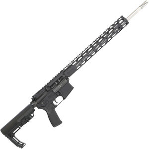 "Radical Firearms .224 Valkyrie AR-15 Semi Auto Rifle 18"" Barrel 15 Rounds 15"" Free Float M-LOK RPR Handguard MFT Minimalist Collapsible Stock Black"