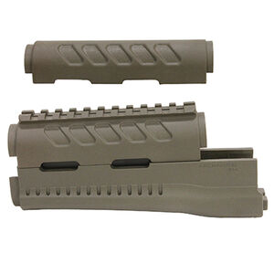 Archangel YUGO PAP AK-Series OPFOR Forend Set Olive Drab Polymer