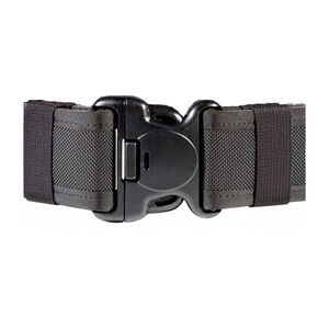 "Bianchi Buckle Cop-Lok 2.25"" Belt Plastic Black 90062"