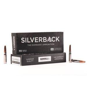 Gorilla Silverback 300 Blk Sub-Sonic 205 Grain 20 Rounds