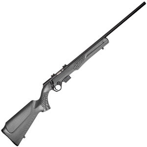 "Rossi RB22M .22 Mag Bolt Action Rimfire Rifle 21"" Barrel 5 Rounds Black/Carbon Fiber Look Finish"