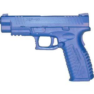 Rings Manufacturing BLUEGUNS Springfield XDM Handgun Replica Training Aid Blue FSXDM40