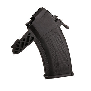 Archangel LVX Magazine With Lever Release For SKS Rifles 7.62x39mm 20 Round Black Polymer