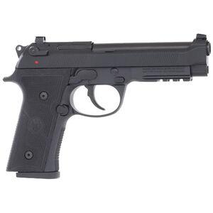"Beretta 92X RDO GR 9mm Luger Semi Automatic Pistol 4.7"" Barrel 10 Rounds Optic Cut Slide High Visibility Sights Black Finish"