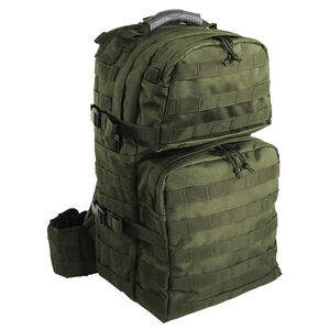 Voodoo New Enhanced Three Day Assault Pack OD Green