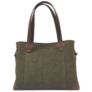 VersaCarry Conceal Carry Purse Canvas Olive Green