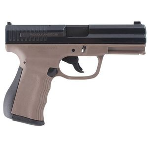 "FMK 9C1 G2 Semi Auto Pistol 9mm Luger 4"" Barel 14 Rounds Dark Earth Frame"