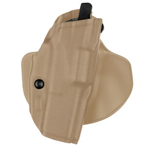 Safariland 6378 ALS Paddle Holster Right Hand Fits Glock 19/23 STX Flat Dark Earth