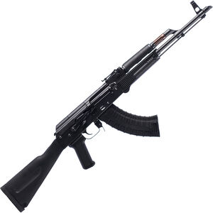 "Riley Defense RAK-47-P AK-47 Semi Auto Rifle 7.62x39mm 16.25"" Barrel 30 Rounds Polymer Furniture Black Finish"