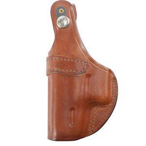 Bianchi 3S Glock 26, 27 Pistol Pocket Plain Tan Right Hand
