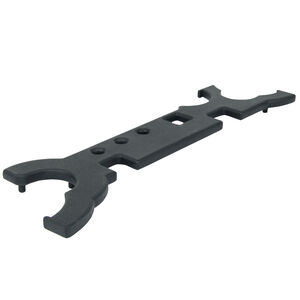 TacFire AR-15/AR-10 Wonder Armorer Magic Wrench Steel Black TL003