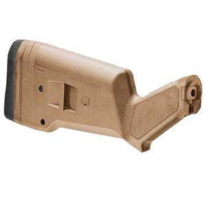 Magpul SGA Mossberg 500/590/590A1 12 Gauge Shotgun Stock Adjustable Polymer Flat dark Earth MAG490-FDE