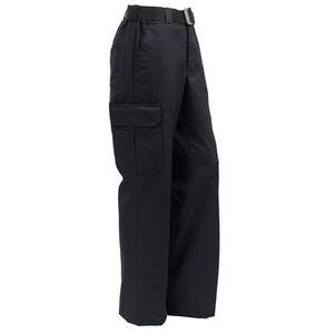 Elbeco TEK3 Men's Cargo Pants Size 37 Polyester Cotton Twill Weave Midnight Navy