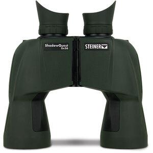 Steiner ShadowQuest Binoculars 8x56mm Low Light Optic NBR Rubber Armor Green