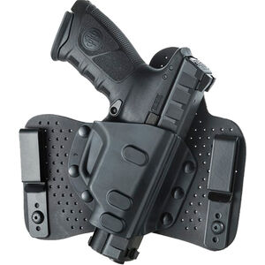 Beretta Hybrid for APX Pistol IWB Holster Tuckable Right Hand Kydex/Leather Black