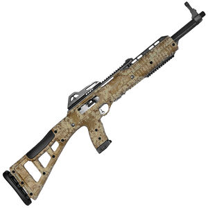 "Hi-Point Carbine .45 ACP Semi Auto Rifle 17.5"" Barrel 9 Rounds Polymer Stock Desert Digital Finish"