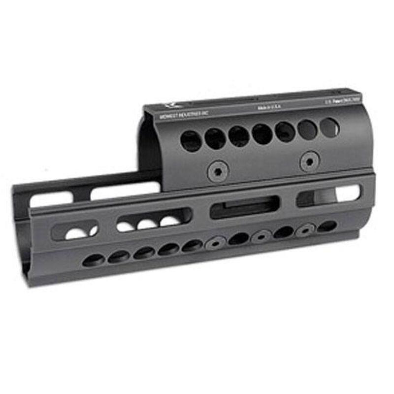 Midwest Industries M-LOK Rail Section Handguard Black AK MI-AK-M