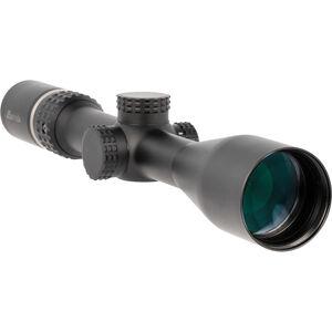 Burris Veracity 3-15x50mm FFP Riflescope Ballistic Plex E1 Reticle 30mm Tube 1/4 MOA Adjustments MAD Turret System Side Adjustable Parallax Front Focal Plane Matte Black 200636