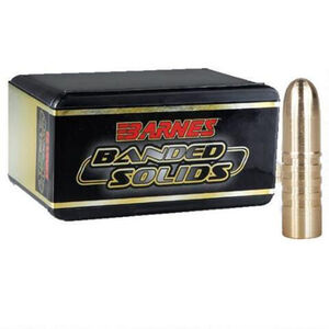 "Barnes 416 Caliber Bullets .416"" 50 Projectiles Banded LF 350 Grains"