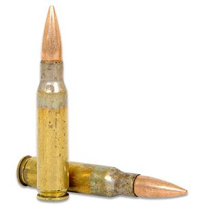 Federal Lake City 7.62 NATO Ammunition 500 Rounds FMJ 149 Grains XM80CS