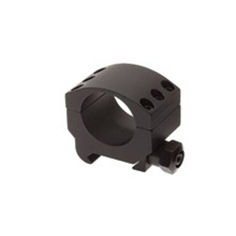 Burris Xtreme Tactical Weaver/Picatinny 30mm Scope Ring Low Black 420161