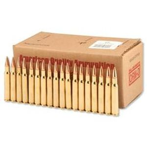 American Quality .30-06 Springfield Ammunition 100 Rounds FMJ 147 Grains N3006147VP100