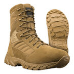 "Original S.W.A.T. Men's Altama Foxhound SR 8"" Coyote Boot Size 8.5 Regular 365803"
