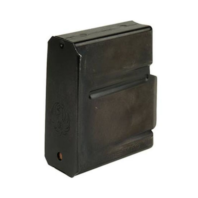 Ruger Scout/Precision Rifle Magazine .308 Winchester 5 Rounds Steel Black 90352