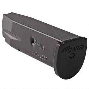 SIG Sauer P250/P320 .40 S&W/.357 SIG Magazine 10 Rounds Steel Black MAGMODF4310