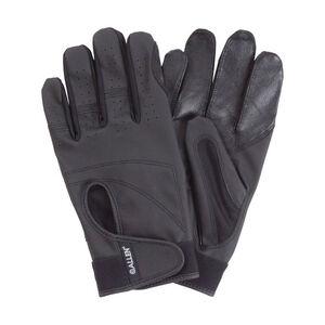 Allen Aspen Leather Shooting Gloves Medium Black