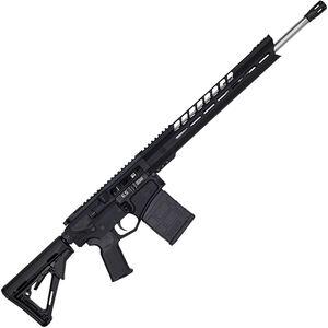 "Diamondback DB10 Black Gold Series 6.5 Creedmoor AR-15 Semi Auto Rifle 20"" Barrel 20 Rounds 15"" M-LOK Handguard Collapsible Stock Black Finish"