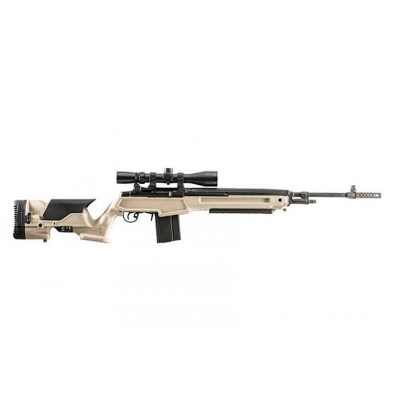 Promag Archangel Precision Stock Springfield M1A Polymer Desert Tan AAM1A-DT