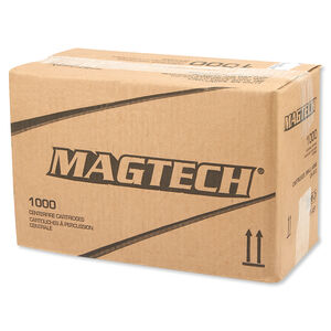 Magtech 9mm Luger Ammunition 1000 Rounds FMJ 115 Grains MP9A