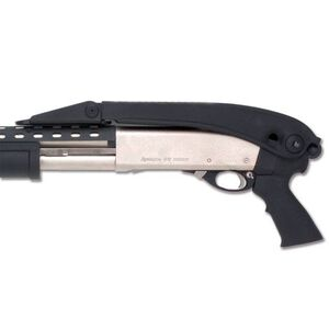 ATI Shotforce Universal Top-Folding Shotgun Stock, Polymer, Matte Black