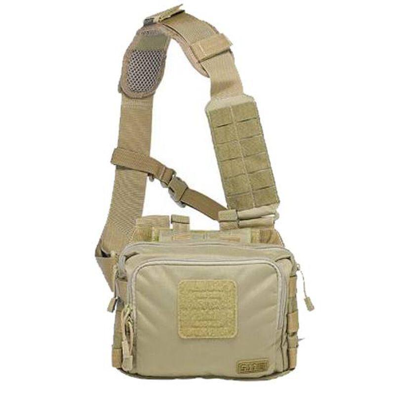 5.11 Tactical Two Banger Bag Nylon Sandstone 56180