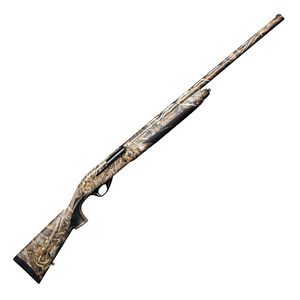 """Weatherby Element Waterfowl Max-5 Semi Automatic Shotgun 20 Gauge 26"""" Barrel 3"""" Chamber 4 Rounds FO Sight Synthetic Stock Realtree Max-5 Camo"""