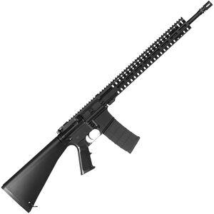 "CMMG Endeavor 100 MK4 5.56 NATO AR-15 Semi Auto Rifle 18"" Barrel 30 Rounds RML15 M-LOK Handguard A1 Fixed Stock Black"